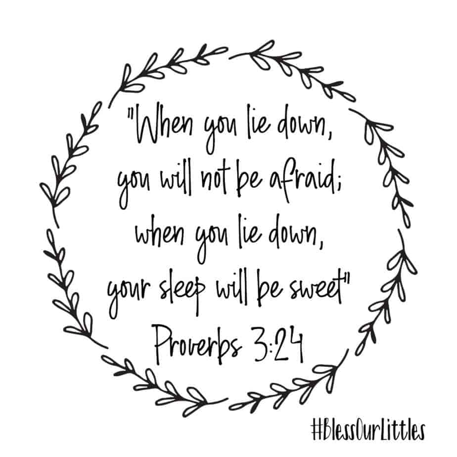 Scripture About New Baby - Perfect Bible Verses for Newborns -