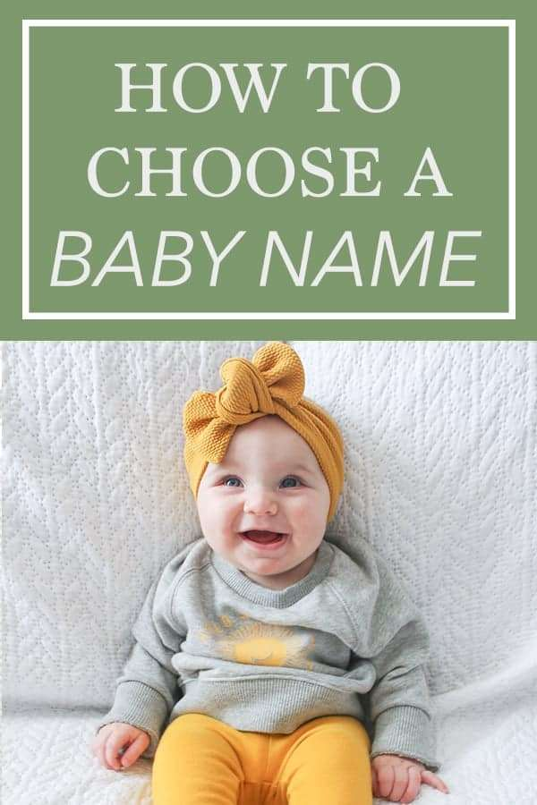 Choosing the perfect and unique baby name for your little boy or girl pinterest ideas