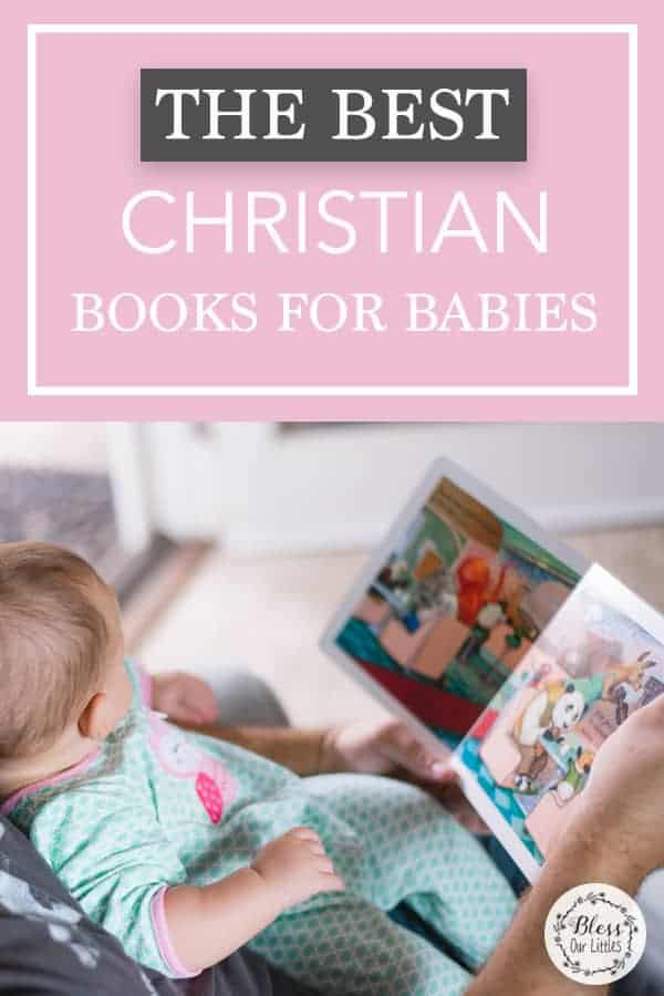 The Best Christian Books for Babies