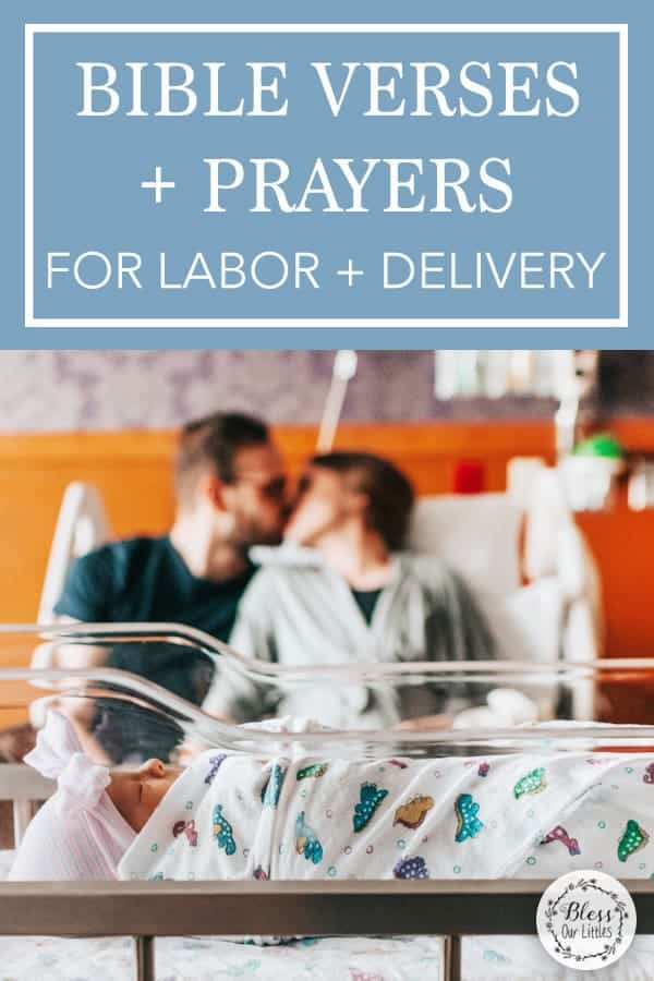 Bible Verses and Prayers for Birth, Labor, and Delivery Pinterest ideas and inspiration