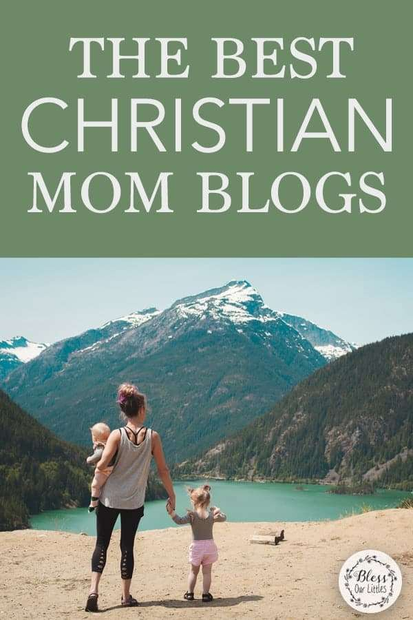 The Best christian mom blogs to follow on instagram, pinterest, and facebook