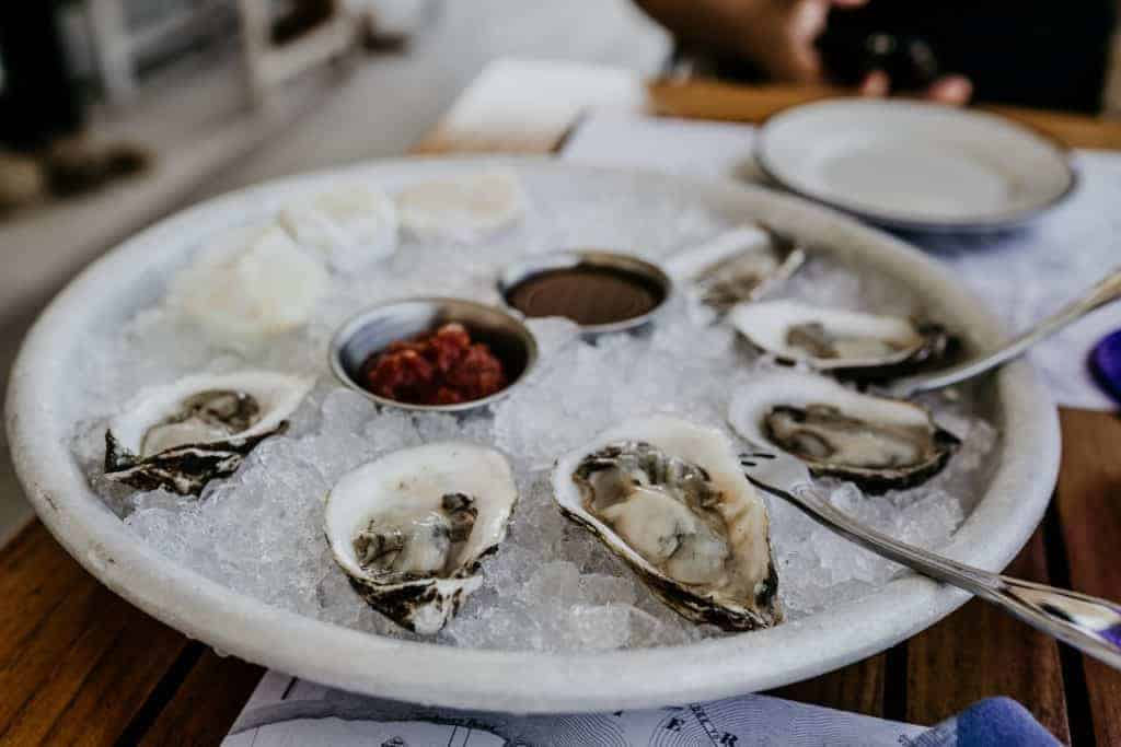Oysters - Best foods that increase fertility