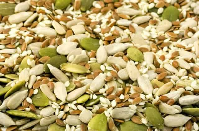 Nuts and Seeds - Best foods that increase fertility