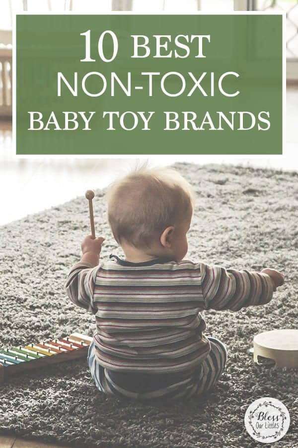 Best non-toxic baby toy brands  on pinterest