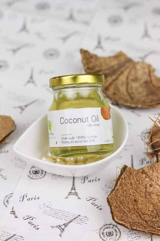 coconut oil uses for babies